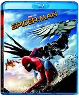 Spider-Man - Homecoming (Blu-Ray Disc)
