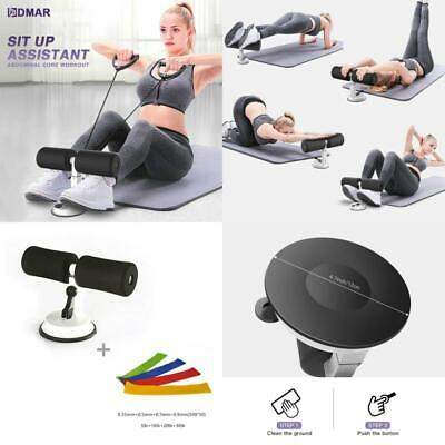 NEW 2019 Sit Up Assistant Abdominal Core Workout Fitness Adjustable Sit Ups Exer
