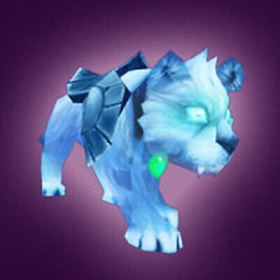 Spectral Tiger Cub ✯ Wow ✯ pet ✯ EU servers only