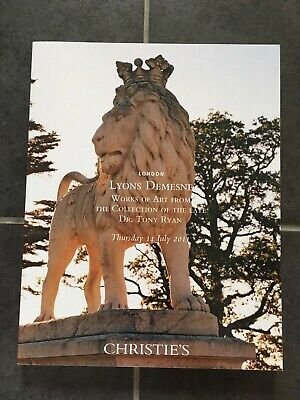 Christies Lyons Demesne Auction Sale Catalogue Sotheby's Country House 2011