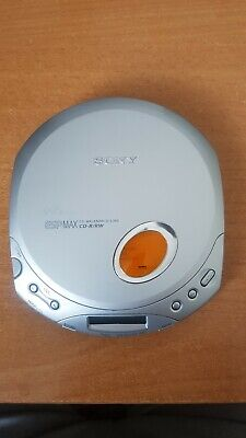 Sony D-E330 Silver Personal CD Player