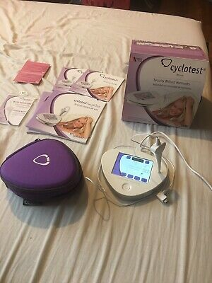 Cyclotest MyWay Contraceptive Monitor Ovulation Fertility cycle