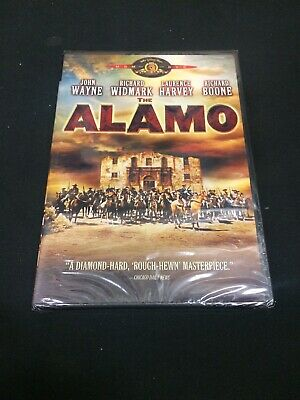 The Alamo (DVD, 2004, Widescreen) New! Sealed!