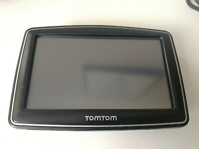 Tomtom Xl N14644 Gps Receiver Sat Nav Uk & Ireland Maps Satellite Navigation