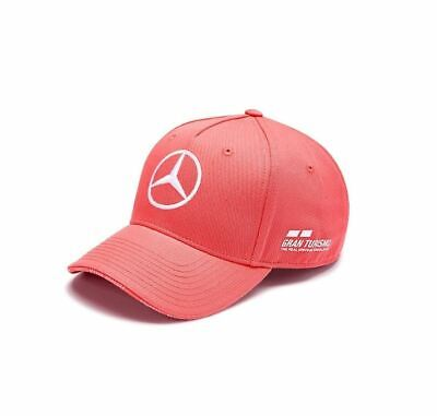 Mercedes AMG Petronas 2019 Lewis Hamilton UK British GP Special Edition Hat, Cap