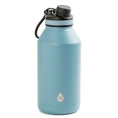 Stainless Steel Brumis Imports TAL 24oz Double Wall Vacuum Insulated Stainless Steel Ranger Sport Water Bottle