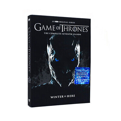 Game of Thrones Season 7 CDs Game of Thrones Season 7 5DVD Free Shipping