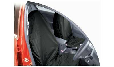 Streetwize Water Resistant 2 Front Car Seat Covers – Black - GO109