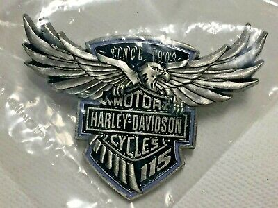 HARLEY DAVIDSON PIN   Wing Spread eagle 115 th Anniversary