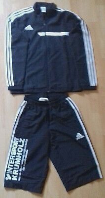another chance new arrive huge inventory JOGGINGHOSE GR. 128 schwarz für Jungs, Adidas - EUR 9,38 ...