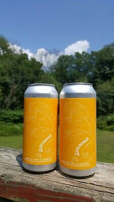 """Tree House Brewing Company ** 2 RARE** limited release """"empty cans"""" JJJULIUSSS!"""