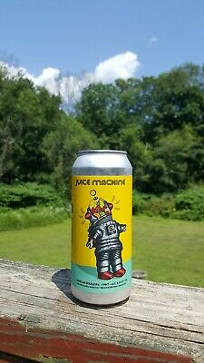 """Tree House Brewing limited release JUICE MACHINE 1 """"empty"""" can"""
