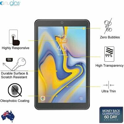 "Genuine Nuglas Tempered Glass Screen Protector for Samsung Galaxy Tab A10.5""2018"