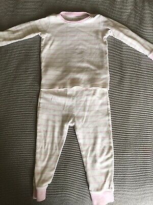 Baby Girl's Next Snuggle Fit Pyjamas 18-24months 1.5-2 Years Pink Stripe