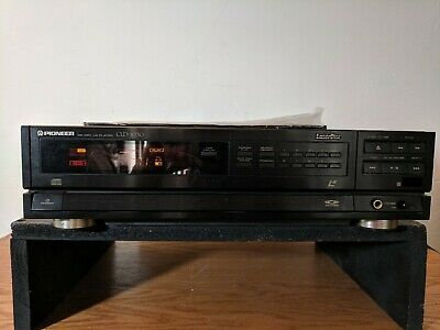 Pioneer CLD 1030 CD LD Laser Disc player