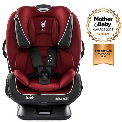 Joie Every Stage FX Liverpool Football Club LFC Isofix Group 0+,1,2,3 Car Seat