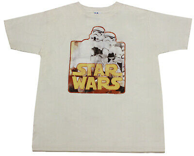 Star Wars Distressed Storm Troopers Men's T-Shirt