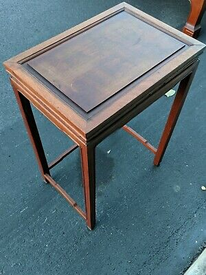 Beautiful Antique/Vintage Chinese Side Table! Rosewood, Huanghuali