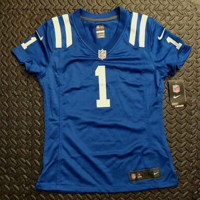 big sale aca6f e6766 NIKE JERSEY PAT Mcafee #1 Indianapolis Colts Nfl Players ...