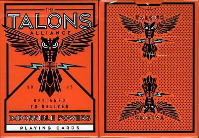 Talons Playing Cards - USPCC - Ellusionist
