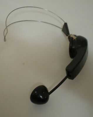 Vintage Switchboard Operator Bell System Telephone Headset Western Electric 53