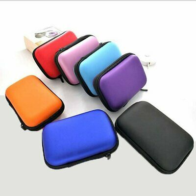 2.5 inch External USB Hard Drive Disk HDD Carry Case Cover Pouch Bag For Dd