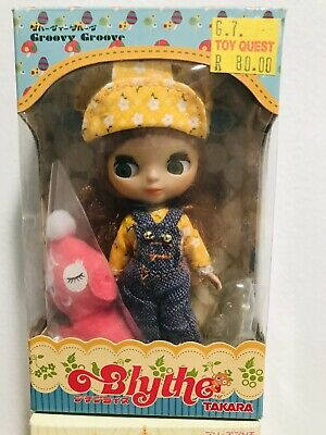 Super Cute Little Petite Blythe Groovy Groove 2005 PBL-43