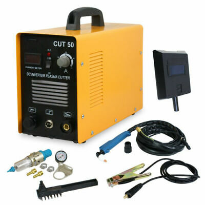 DC Inverter 50Amp Air Plasma Cutter Welding Welder Machine CUT-50 220V/110V