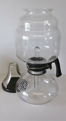 Cona Coffee Maker Fb103/4 Kitchen Model 3 Pt Cap.circa 40`S 50`S