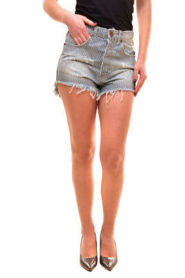 One Teaspoon Women's Distressed Outlaws Shorts Size 26 St.Lewis RRP $105 BCF81
