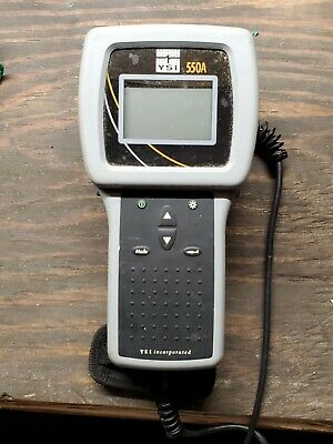YSI 550A-100CC Handheld Dissolved Oxygen Meter with 100' Cable and Probe with...