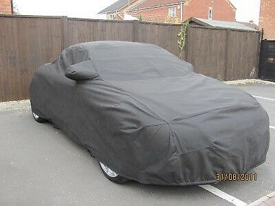 Fiat 124 Spider / Abarth Outdoor Tailored Breathable ADVAN-TEX CUSTOM Car Cover