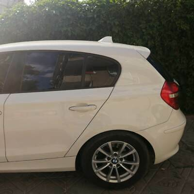 BMW 116d Shark Fin Functional white Antenna (Compatible For AM/FM Radio)
