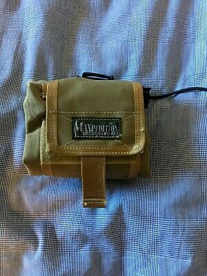 Maxpedition Molle Dump Pouch Large Coyote Brown Not Platatac or Sord