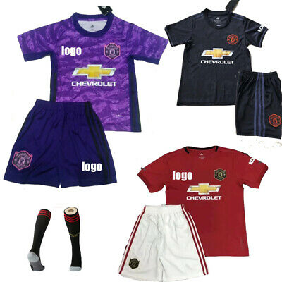 2020 Soccer Boys Adult Football Club Kids Kit Strips Youth Jersey uniforms Suit