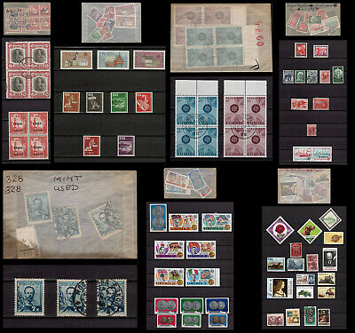 Accumulation of Old Glassines Many Topical & Classics, Gibbons CV £60.50 (G32)