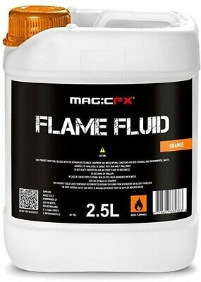 Magic FX Flame Fluid Orange 2,5L