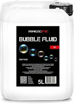 Magic FX Pro Bubble Fluid - Einsatzbereit  5L