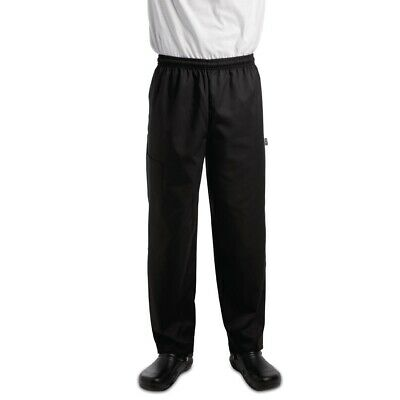 Le Chef Unisex Light Weight Chef Pants S BB148-S