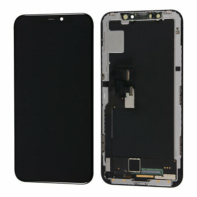 LCD Touch Screen Display Digitizer Assembly Replacement For iPhone XS OLED US