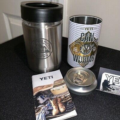 Yeti Rambler Colster Can And Bottler Cooler