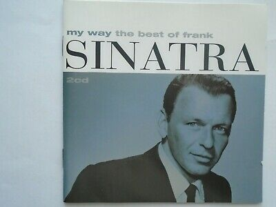 Frank Sinatra - My Way - The Best Of (2 CD Set 1997)