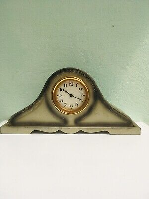 Old Metal Clock
