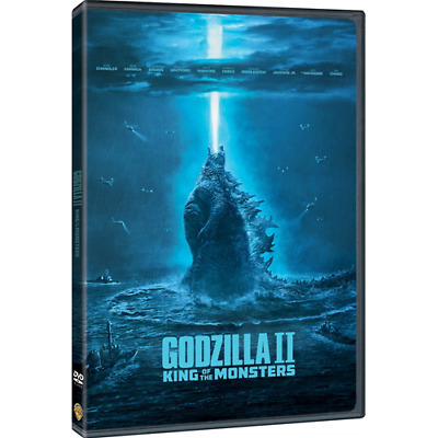 Godzilla - King Of The Monsters  [Dvd Nuovo]