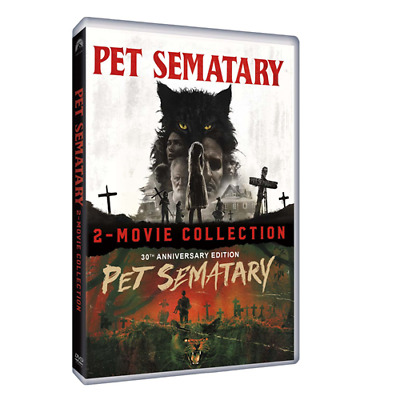 Pet Sematary Collection (2 Dvd)  [Dvd Nuovo]