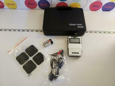 TENS 7000 2nd Edition Digital TENS Unit READ