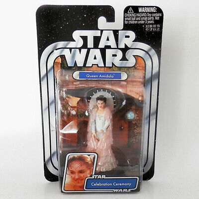 Star Wars Episode I: Queen Amidala Celebration Ceremony (2004) 3.75 Hasbro, Mosc