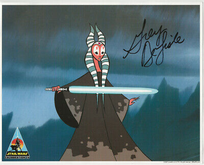 Star Wars Celebration Iv Shaak Ti Official Pix  8X10 Signed