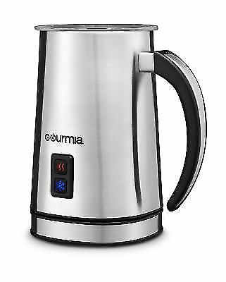 Gourmia GMF225 One-Touch Operation Cordless Electric Milk Frother