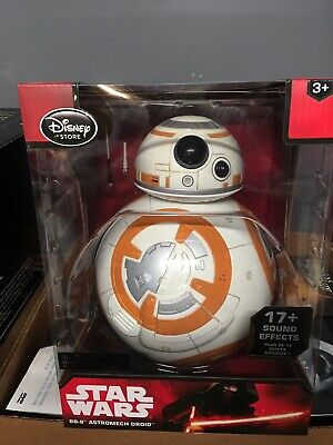 Disney Store Exclusive Star Wars BB-8 Astromech Droid with sound
